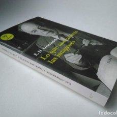 Libros de segunda mano: E.H. GOMBRICH. LO QUE NOS CUENTAN LAS IMÁGENES. CONVERSACIONES SOBRE EL ARTE Y LA CIENCIA. Lote 258113065
