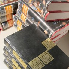 Libros de segunda mano: DICCIONARIO LITERARIO BOMPIANI (18 VOL.) - BARCELONA 1959- 1989 - MUY ILUSTRADO. Lote 260001235