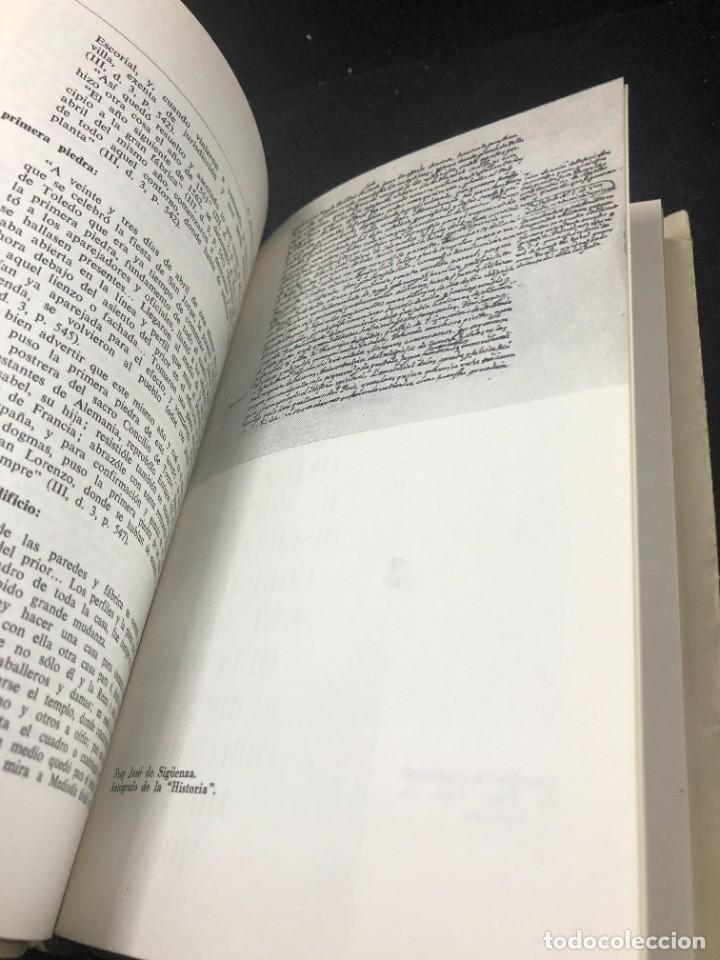 Libros de segunda mano: EL ESCORIAL EN LAS LETRAS ESPAÑOLAS. SATURNINO ALVAREZ TURIENZO. ARTE. MADRID 1963 - Foto 5 - 261364925