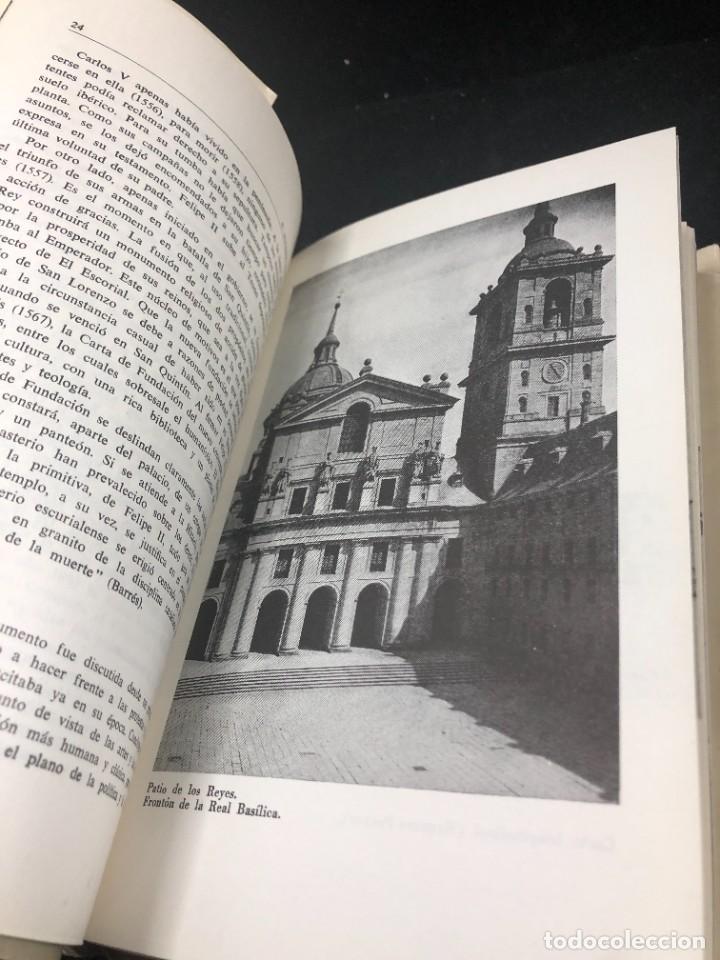 Libros de segunda mano: EL ESCORIAL EN LAS LETRAS ESPAÑOLAS. SATURNINO ALVAREZ TURIENZO. ARTE. MADRID 1963 - Foto 13 - 261364925