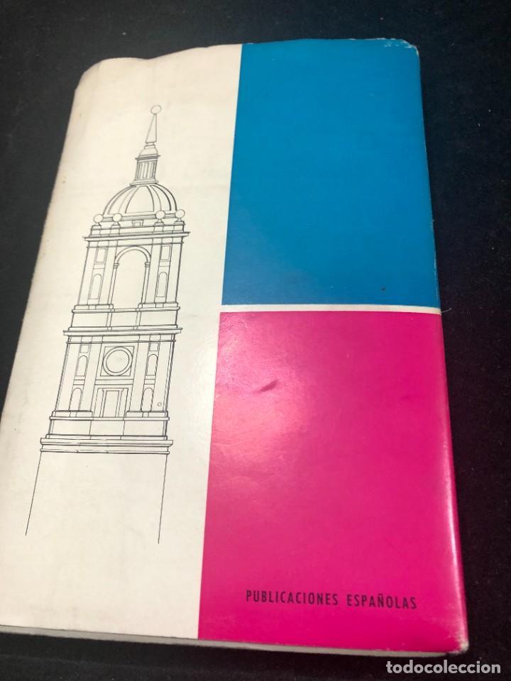 Libros de segunda mano: EL ESCORIAL EN LAS LETRAS ESPAÑOLAS. SATURNINO ALVAREZ TURIENZO. ARTE. MADRID 1963 - Foto 16 - 261364925