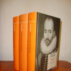Libros de segunda mano: ASSAIGS - MICHEL DE MONTAIGNE - PROA, MOLT BON ESTAT. Lote 262568725