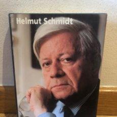 Libros de segunda mano: HELMUT SCHMIDT LA AUTOAFIRMACIÓN DE EUROPA. Lote 262576840