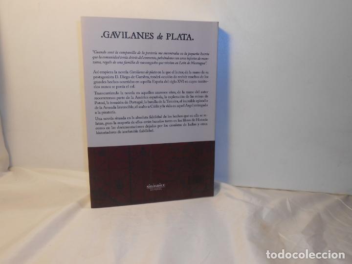 Libros de segunda mano: GAVILANES DE PLATA JULIO ARMAS RUIZ - SINÍNDICE , 2015 1ª EDICIÓN - Foto 2 - 262755295