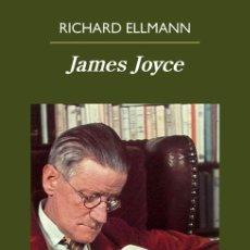 Libros de segunda mano: JAMES JOYCE. - ELLMANN, RICHARD.. Lote 268571969
