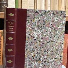 Libros de segunda mano: AÑO 1948 - FEDERICO GARCÍA LÓRCA ESTUDIO CRÍTICO POR GUILLERMO DÍAZ-PLAJA.. Lote 78972889