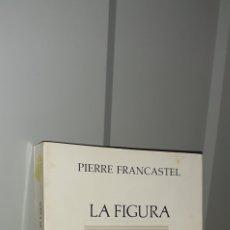 Libros de segunda mano: LA FIGURA Y EL LUGAR.PIERR. Lote 269164443