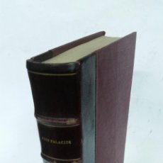 Libros de segunda mano: 1961 - MIGUEL ASÍN PALACIOS - LA ESCATOLOGÍA MUSULMANA EN LA DIVINA COMEDIA. Lote 269309043