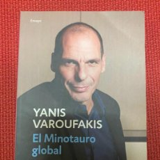 Libros de segunda mano: EL MINOTAURO GLOBAL. YANIS VAROUFAKIS. DEBOLSILLO, 2015.. Lote 269794403