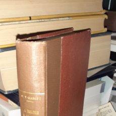 Libros de segunda mano: EL HOMBRE Y LA GENTE. JOSE ORTEGA Y GASSET. REVISTA DE OCCIDENTE 1957. Lote 270225623