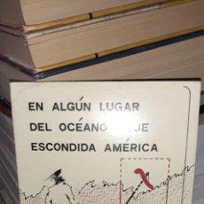 Libros de segunda mano: EN ALGUN LUGAR...LUIS JUNCO. DEDICADO Y FIRMADO POR EL AUTOR ¡¡¡. Lote 270226323