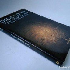 Libros de segunda mano: ÓSCAR TUSQUETS. DIOS LO VE. PRÓLOGO DE EDUARDO MENDOZA. Lote 271090783
