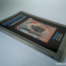 Libros de segunda mano: RYSZARD KAPUNSCINSKI. LAPIDARIUM IV. Lote 271135453