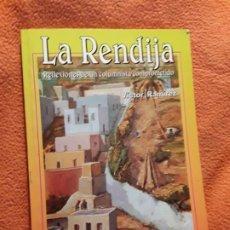 Libros de segunda mano: LA RENDIJA (ARTÍCULOS), DE VICTOR RAMIREZ. DEDICADO Y FIRMADO. REFLEXIONES DE UN COLUMNISTA COMPROME. Lote 275092213