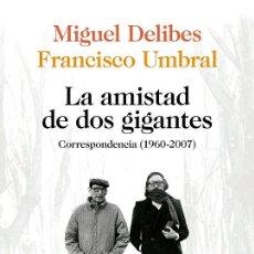 Libros de segunda mano: LA AMISTAD DE DOS GIGANTES. Lote 277270653