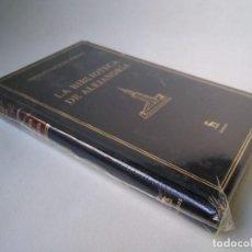 Libros de segunda mano: HIPÓLITO ESCOLAR. LA BIBLIOTECA DE ALEJANDRÍA. Lote 277844203