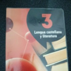 Libros de segunda mano: LENGUA CASTELLANAY LITERATURA. Lote 277848513
