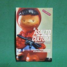 Libros de segunda mano: EL ASALTO A LA CULTURA STEWART HOME EDITORIL VIRUS. Lote 285495828