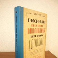 Libri di seconda mano: DICCIONARI DELS LLOCS IMAGINARIS DELS PAÏSOS CATALANS (LA MAGRANA, 2006) JOAN-LLUÍS LLUÍS. RAR.. Lote 285737438
