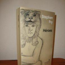 Libros de segunda mano: HÉROES - STEPHEN FRY - ANAGRAMA, MUY BUEN ESTADO. Lote 289357203