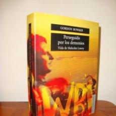 Libros de segunda mano: PERSEGUIDO POR LOS DEMONIOS - GORDON BOWKER - FONDO DE CULTURA ECONÓMICA, COMO NUEVO. Lote 289527733