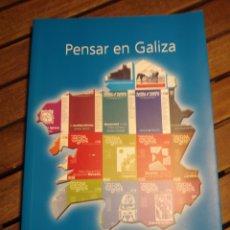 Libros de segunda mano: PENSAR EN GALIZA . DÍAZ DÍAZ, XOSÉ. EDITORIAL:EDICIONS TERRA E TEMPO 2004. GALICIA. Lote 293627288