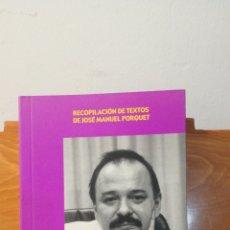 Libros de segunda mano: NOS QUEDA LA PALABRA ~ JULIO ALVIRA BANZO. Lote 294975453