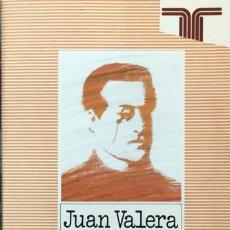 Libros de segunda mano: JUAN VALERA / ENRIQUE RUBIO CREMADES. TAURUS, 1990. (PERSILES ; 200 . EL ESCRITOR Y LA CRÍTICA).. Lote 295310583