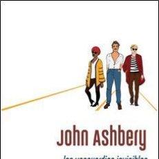 Libros de segunda mano: LAS VANGUARDIAS INVISIBLES. ESCRITOS SOBRE ARTE (1960-1987). - ASHBERY, JOHN.. Lote 295461648