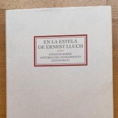 Libros de segunda mano: EN LA ESTELA DE ERNEST LLUCH,. Lote 296946123