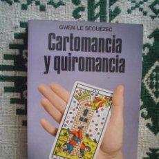 Libros de segunda mano: SCOUEZEC, GWEN LE: CARTOMANCIA Y QUIROMANCIA. Lote 14373582