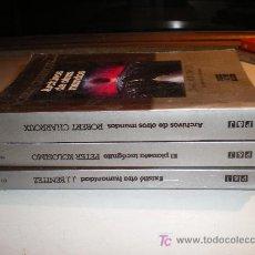 Libros de segunda mano - lote 3 LIBROS DE OTROS HORIZONTES. - 13181741