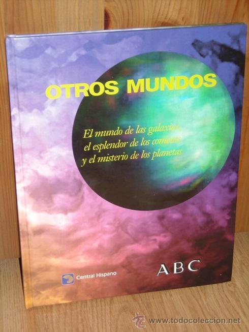 OTROS MUNDOS POR ABC & BLANCO Y NEGRO DE ED. PRENSA ESPAÑOLA EN MADRID 1997 (Libros de Segunda Mano - Parapsicología y Esoterismo - Ufología)