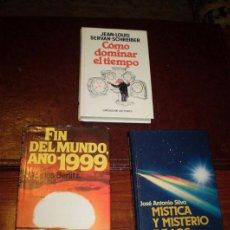 Libros de segunda mano - Lote 3 libros - 26649452