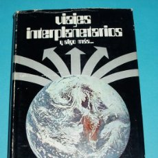 Libros de segunda mano: VIAJES INTERPLANETARIOS Y ALGO MAS .... CARLOS BUIGAS. EDIC. REUNIDAS. 1973. Lote 23693134