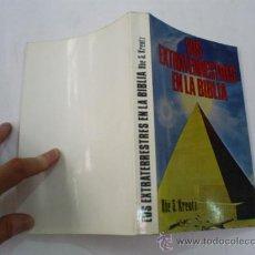 Libros de segunda mano: LOS EXTRATERRESTRES EN LA BIBLIA ABE S. KREUTZ PRODUCCIONES 1988 RM40504. Lote 21883753