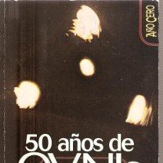 Libros de segunda mano: LIBRO SOBRE OVNIS - PLATILLOS VOLANTES - . Lote 24015821