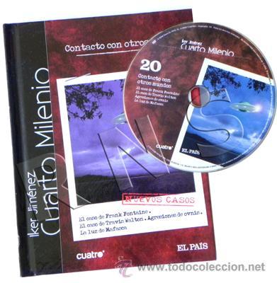 libro dvd - contacto con otros mundos - cuarto - Comprar Libros de ...