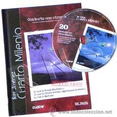 LIBRO DVD - CONTACTO CON OTROS MUNDOS - CUARTO MILENIO IKER JIMÉNEZ  DOCUMENTAL MISTERIO UFOLOGÍA