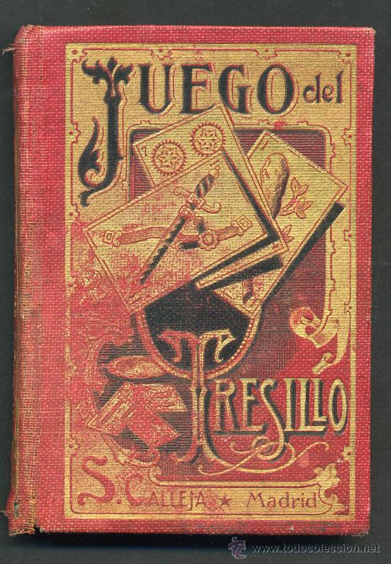 LIBRO CALLEJA, JUEGO DE TRESILLO, MAGIA, (Libros de Segunda Mano - Parapsicología y Esoterismo - Numerología y Quiromancia)