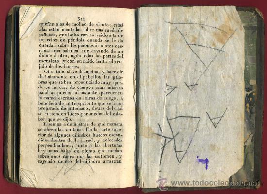 Libros de segunda mano: LIBRO LA MAGIA BLANCA DESCUBIERTA, LEER DESCRIPCION, ORIGINAL , MUY ANTIGUO. - Foto 6 - 24765989