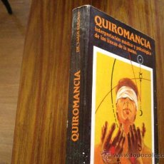 Libros de segunda mano: QUIROMANCIA , KLAUS BERGMAN , ( PARACIENCIAS C5 . Lote 27645278