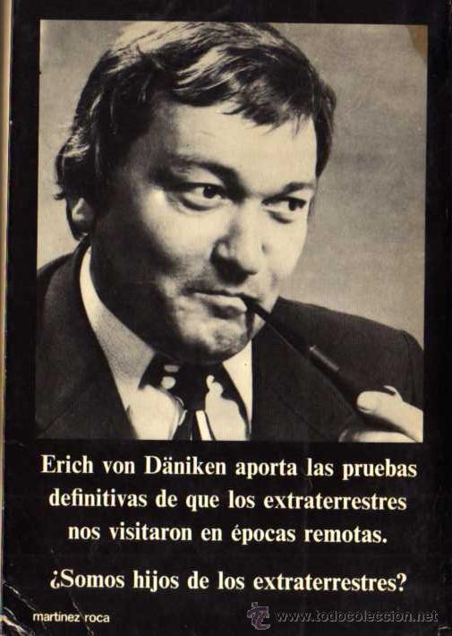 Libros de segunda mano: ERICH VON DÄNIKEN - LA RESPUESTA DE LOS DIOSES - ED. MARTÍNEZ ROCA - 1979 - Foto 2 - 28907487