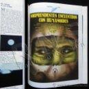 Libros de segunda mano: EL FENÓMENO OVNI LIBRO UFOLOGÍA MUY ILUSTRADO AVISTAMIENTOS MISTERIO OVNIS CASOS EXTRATERRESTRES. Lote 29602321