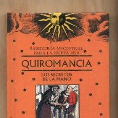 Libros de segunda mano - Quiromancia. Los secretos de la mano. Olga Lempiinska.Primera edición 1999 - 31474734