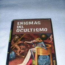 Libros de segunda mano: ENIGMA DEL OCULTISMO POR JULIEN TONDRIAU - 1970 - EDITORIAL DAIMON - 403 PAGINAS- PASTA DURA . Lote 31909593