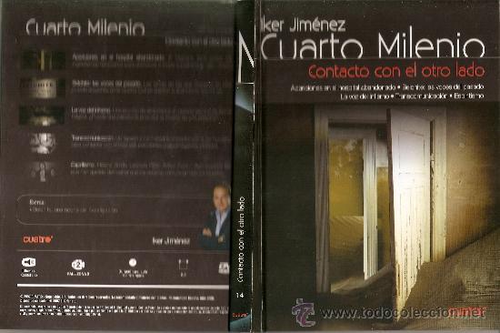 cuarto milenio - contacto con el otro lado (lib - Comprar Libros de ...