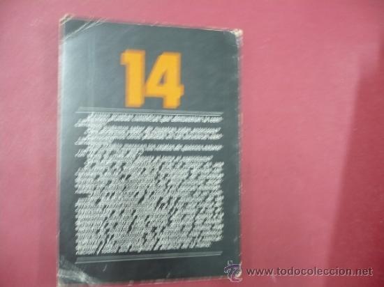 Libros de segunda mano: BIBLIOTECA DE LOS TEMAS OCULTOS 14 TEORIA Y PRACTICA DE LA REENCARNACION DR. JIMENEZ DEL OSO TDK93 - Foto 2 - 33212744