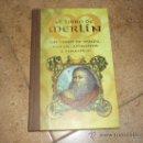Libros de segunda mano: EL LIBRO DE MERLIN UN LIBRO DE MAGIA ENCANTAMIENTOS Y CONJUROS.- EDAF 2001. Lote 134857403