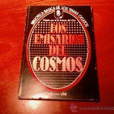 Libros de segunda mano: LOS EMISARIOS DEL COSMOS --- BIBLIOTECA BÁSICA DE LOS TEMAS OCULTOS DEL DR. JIMÉNEZ DEL OSO --- 1980. Lote 34248069